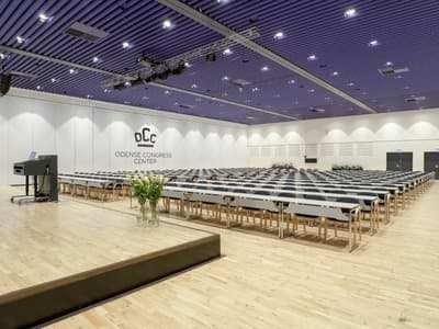 Odense Congress center auditorium | Coor